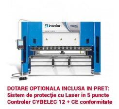 Presa hidraulica tip abkant cu CNC PRESTIGE HAP.170.30/25 C2