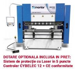 Presa hidraulica tip abkant cu CNC PRESTIGE HAP.70.20/17 C2