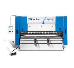 Presa hidraulica tip abkant cu CNC MODERATE HAP 100.25/21